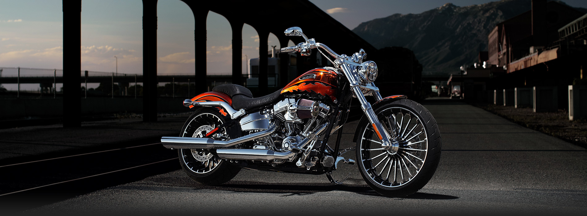 harley davidson softail breakout special edition 2014 2
