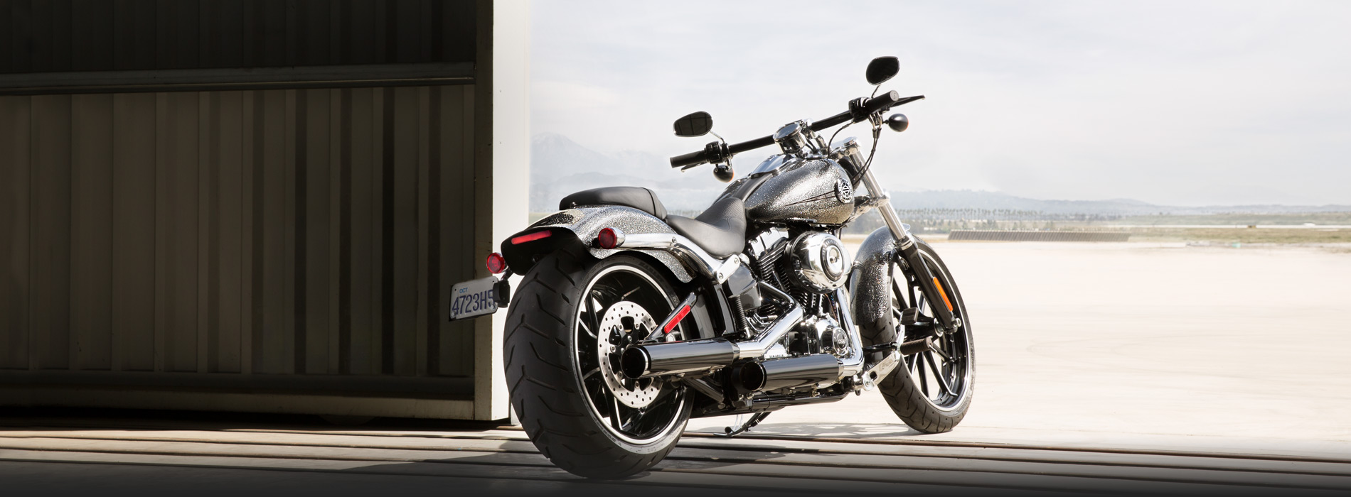 Harley-Davidson Softail Breakout Special Edition 2014 #5