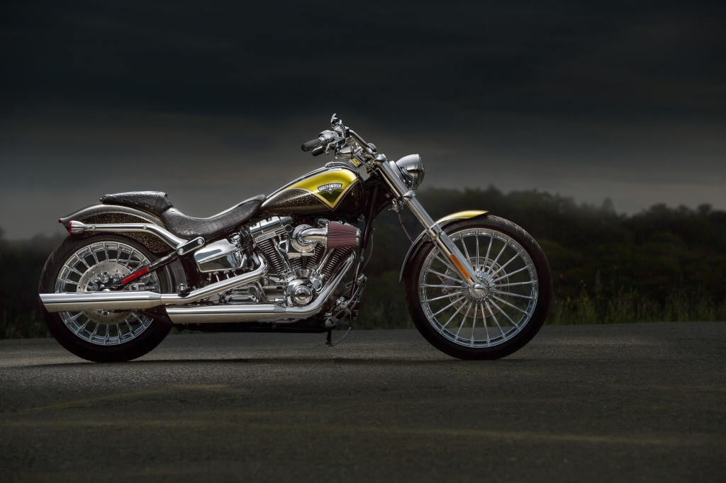 Harley-Davidson Softail Breakout Special Edition 2014 #7