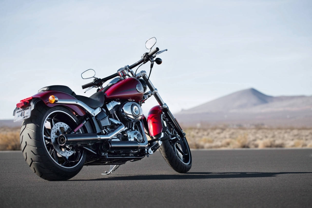 Harley-Davidson Softail Breakout Special Edition #3