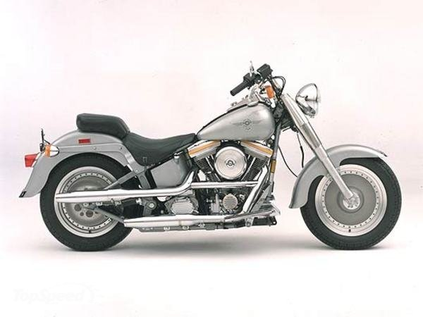 Harley-Davidson Softail Fat Boy 1998 #13