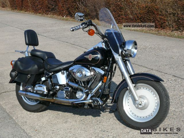 Harley-Davidson Softail Fat Boy 1998 #3
