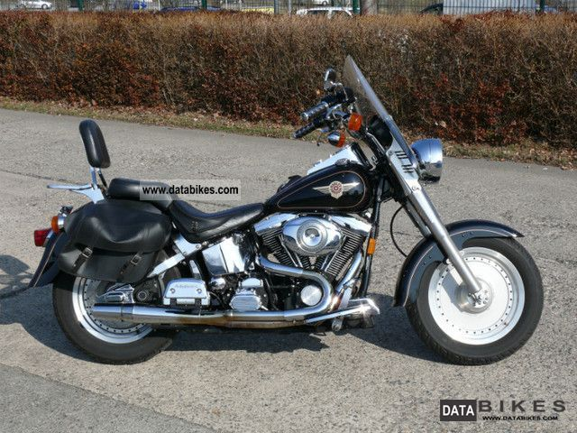 Harley-Davidson Softail Fat Boy 1998 #4