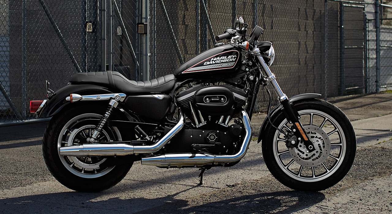 Harley-Davidson Sportster 883 Roadster, an immortal legend in the world of the bikes #5