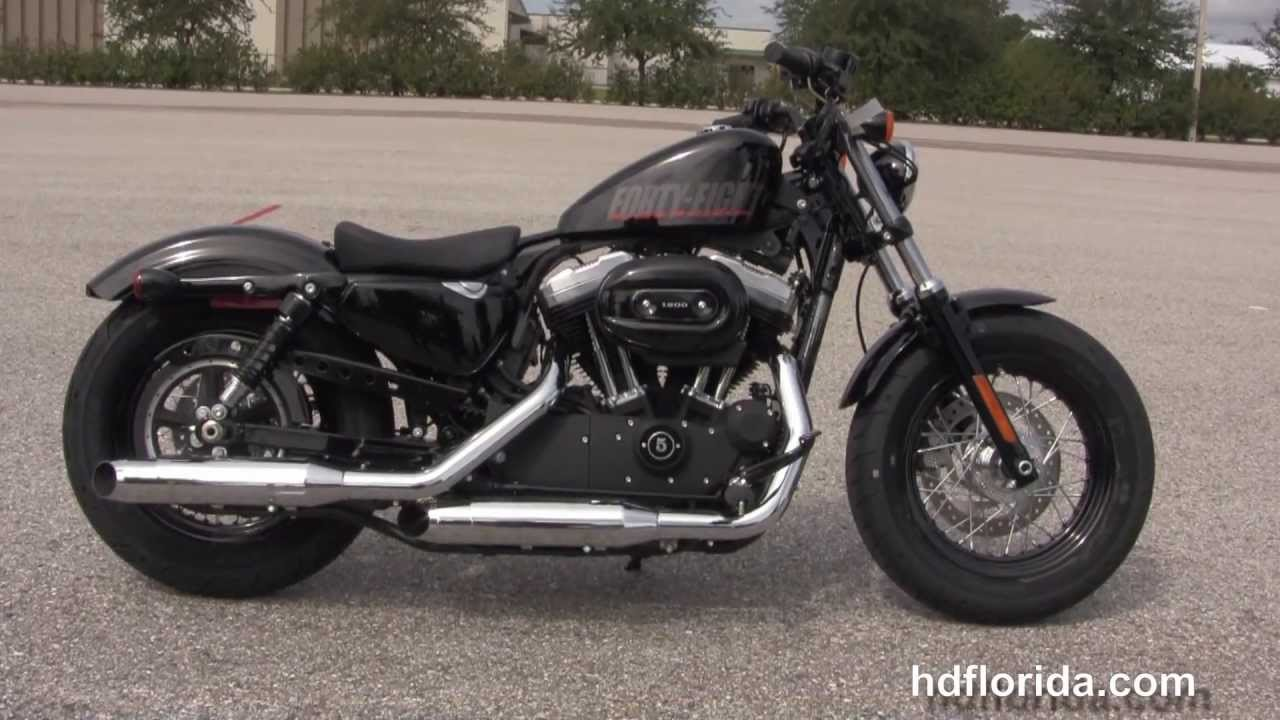 2014 Harley-Davidson Sportster Forty-Eight #11