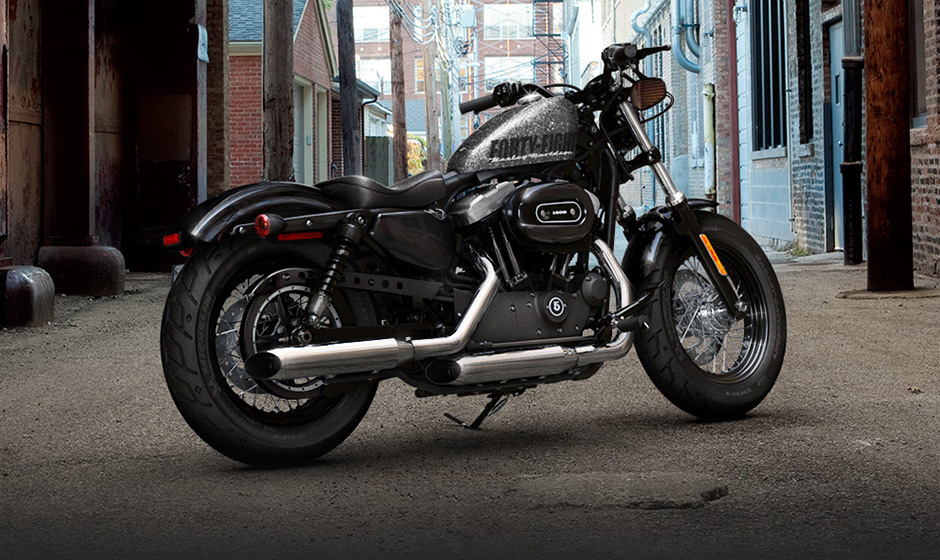Harley-Davidson Sportster Forty-Eight 2014 #12