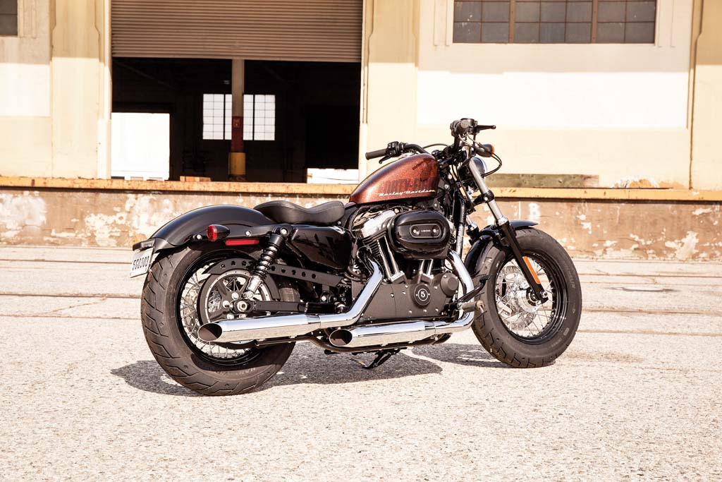 Harley-Davidson Sportster Forty-Eight 2014 #14