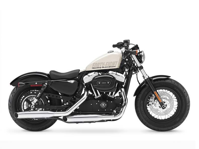 2014 Harley-Davidson Sportster Forty-Eight #5