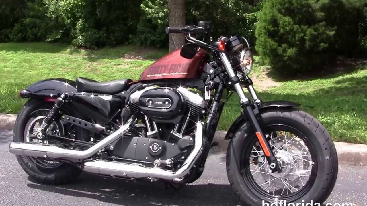 Harley-Davidson Sportster Forty-Eight 2014 #8