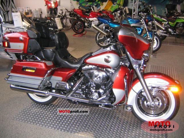Harley-Davidson Tour Glide Ultra Classic 1991 #11
