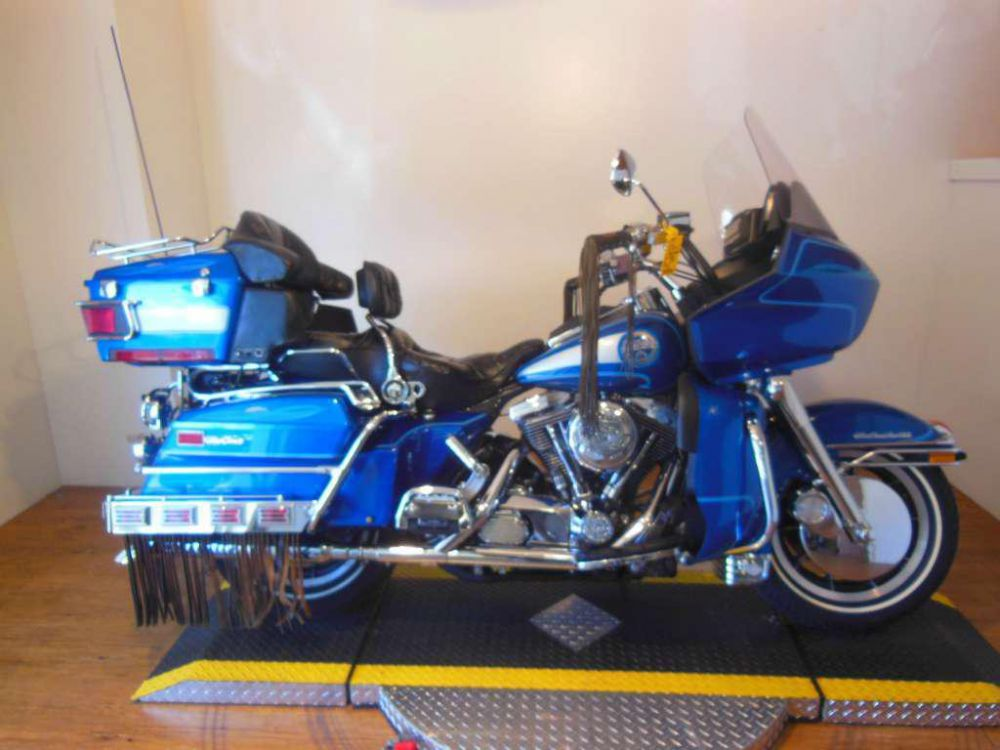 Harley-Davidson Tour Glide Ultra Classic 1991 #3