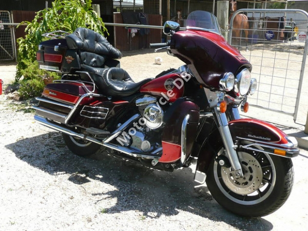 Harley-Davidson Tour Glide Ultra Classic 1991 #5