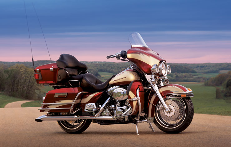 Harley-Davidson Tour Glide Ultra Classic 1991 #6