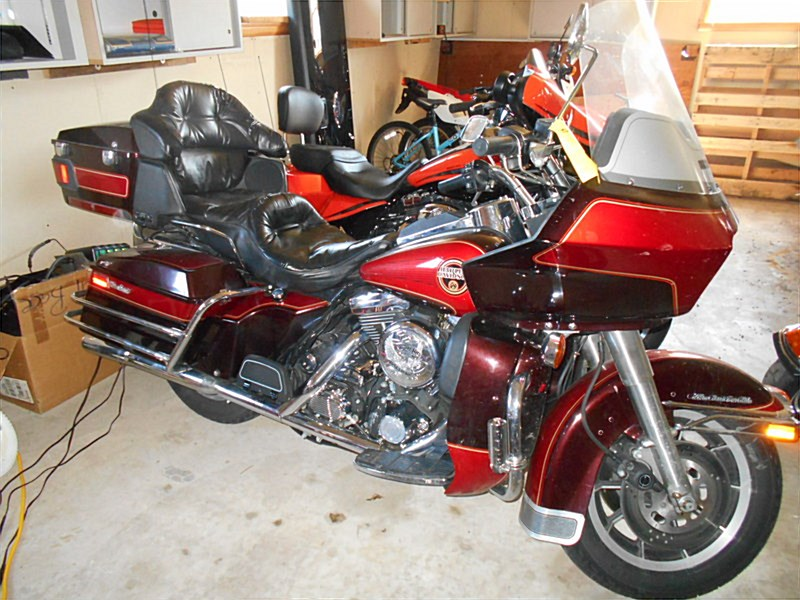 Harley-Davidson Tour Glide Ultra Classic 1992 #11