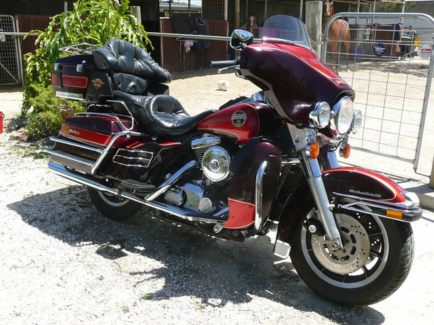 Harley-Davidson Tour Glide Ultra Classic 1992 #3