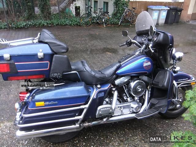 Harley-Davidson Tour Glide Ultra Classic 1992 #6