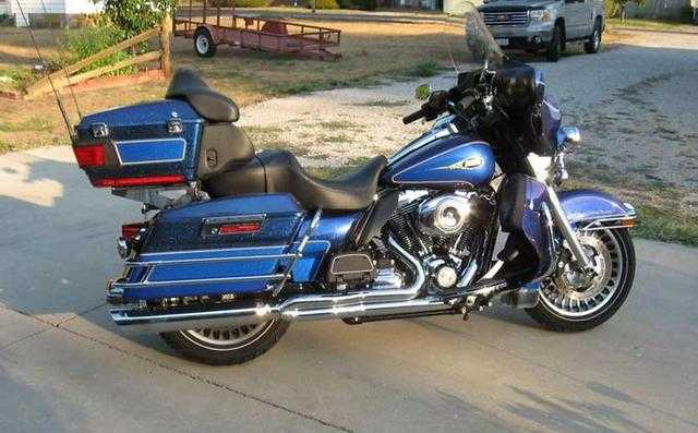 Harley-Davidson Tour Glide Ultra Classic 1992 #8