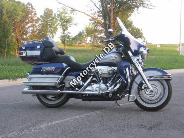 Harley-Davidson Tour Glide Ultra Classic (reduced effect) 1990 #2