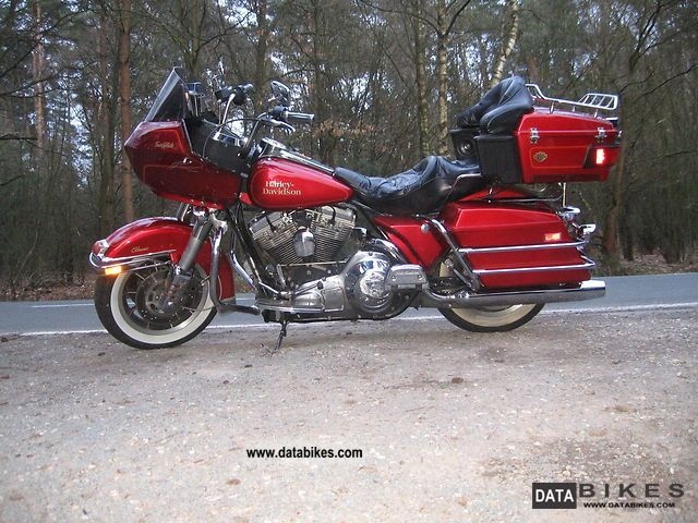 Harley-Davidson Tour Glide Ultra Classic (reduced effect) 1990 #5