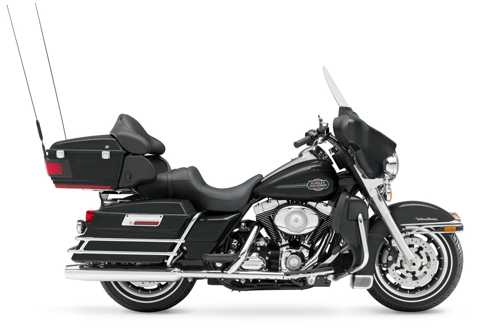 Harley-Davidson Tour Glide Ultra Classic (reduced effect) 1990 #8
