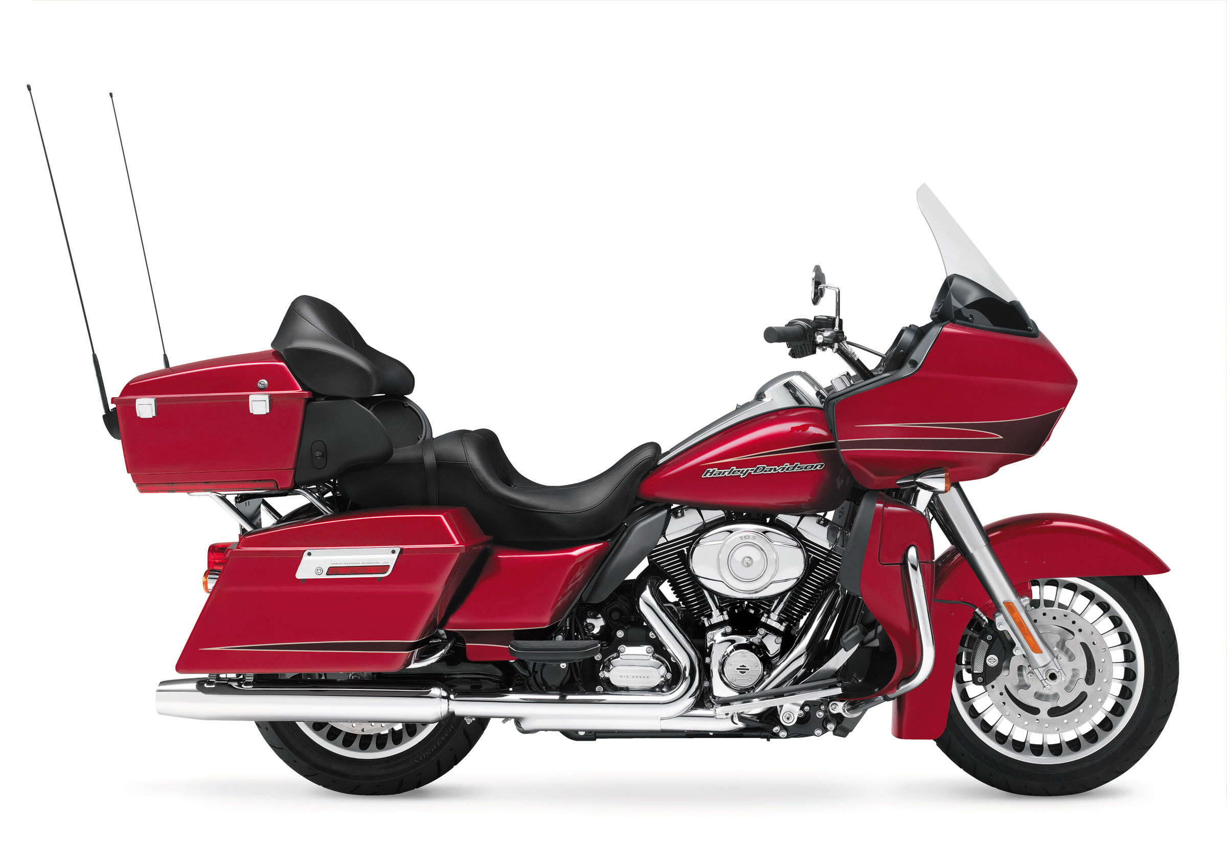 Harley-Davidson Tour Glide Ultra Classic (reduced effect) 1990 #9