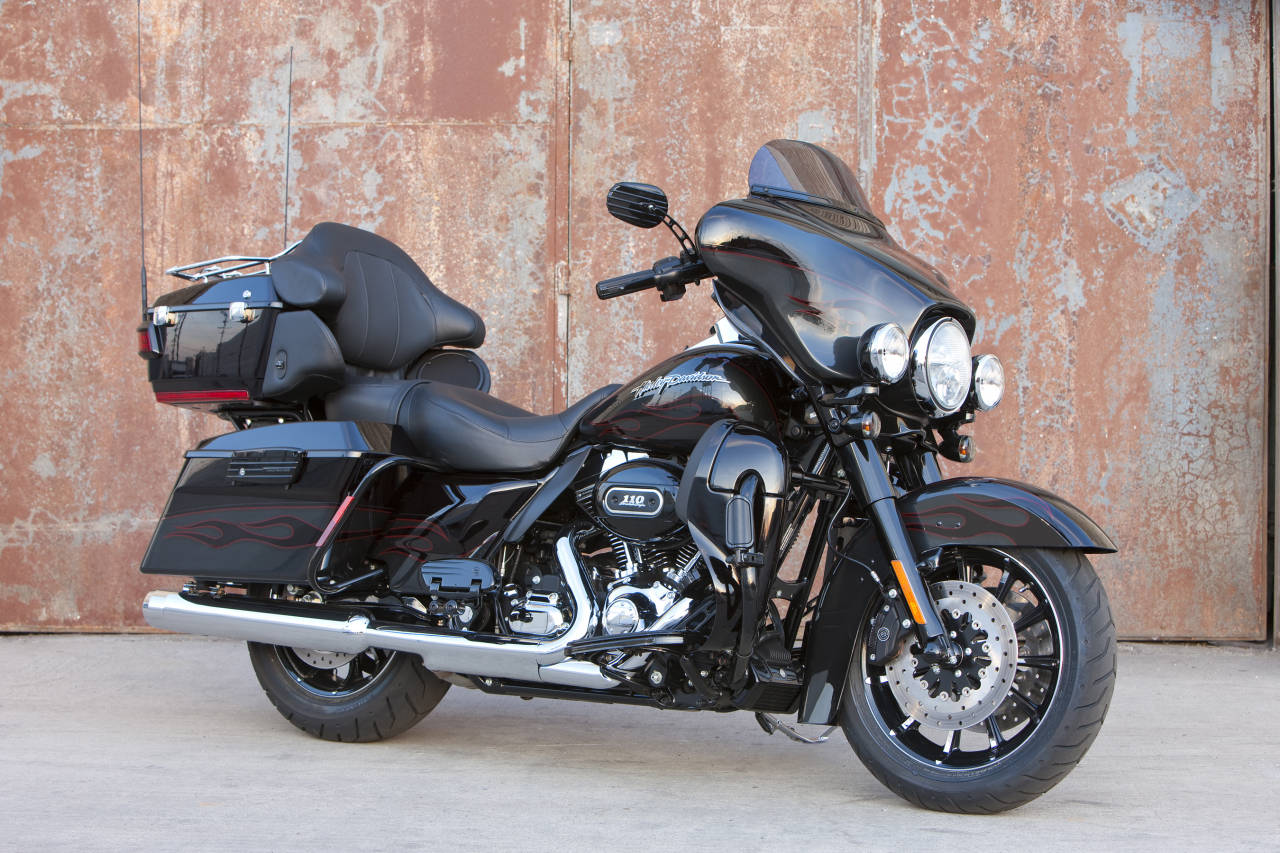 Harley-Davidson Tour Glide Ultra Classic (reduced effect) 1992 #12