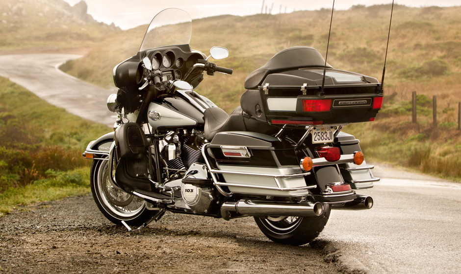 Harley-Davidson Ultra Classic Electra Glide #10