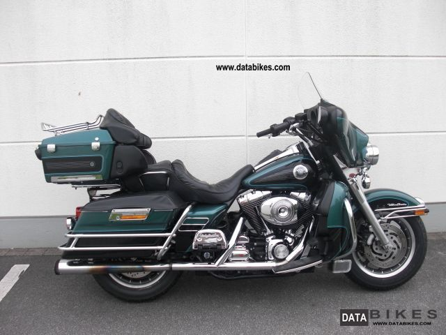 1998 Harley-Davidson Ultra Classic Electra Glide #9