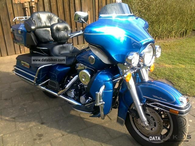 1998 Harley-Davidson Ultra Classic Electra Glide #8