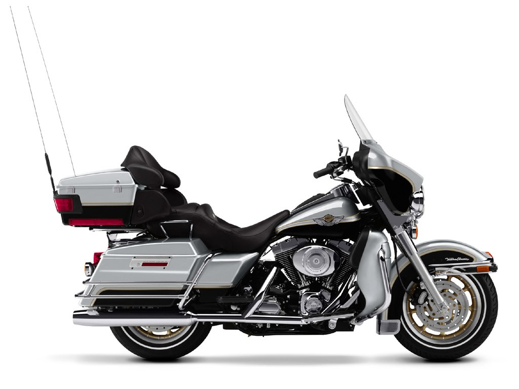 Harley-Davidson Ultra Classic Electra Glide #4