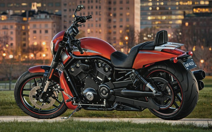 Harley-Davidson V-Rod Night Rod Special #9