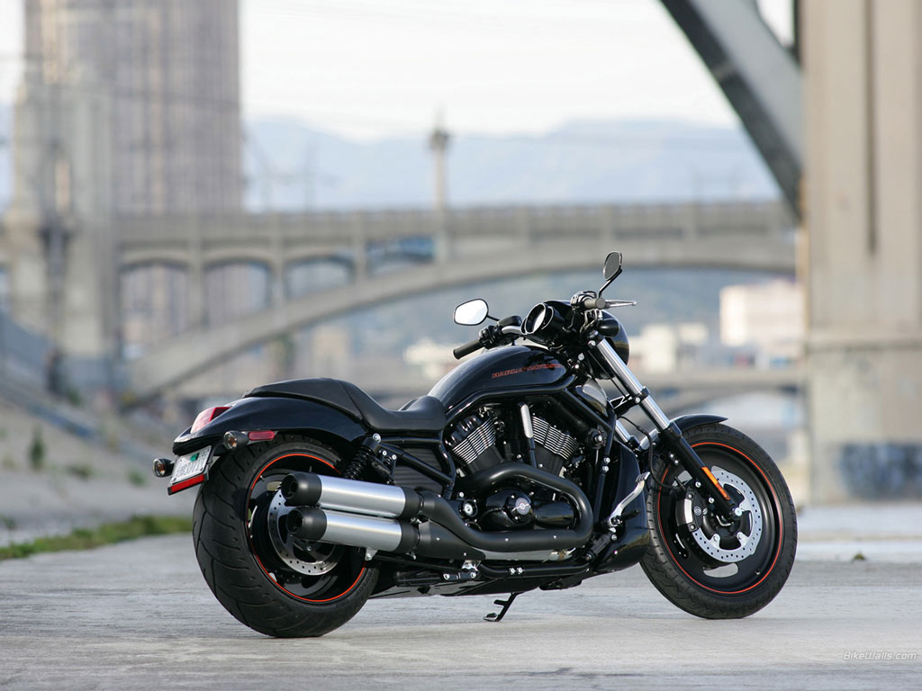 Harley-Davidson VRSCDX Night Rod Special 2007 #5