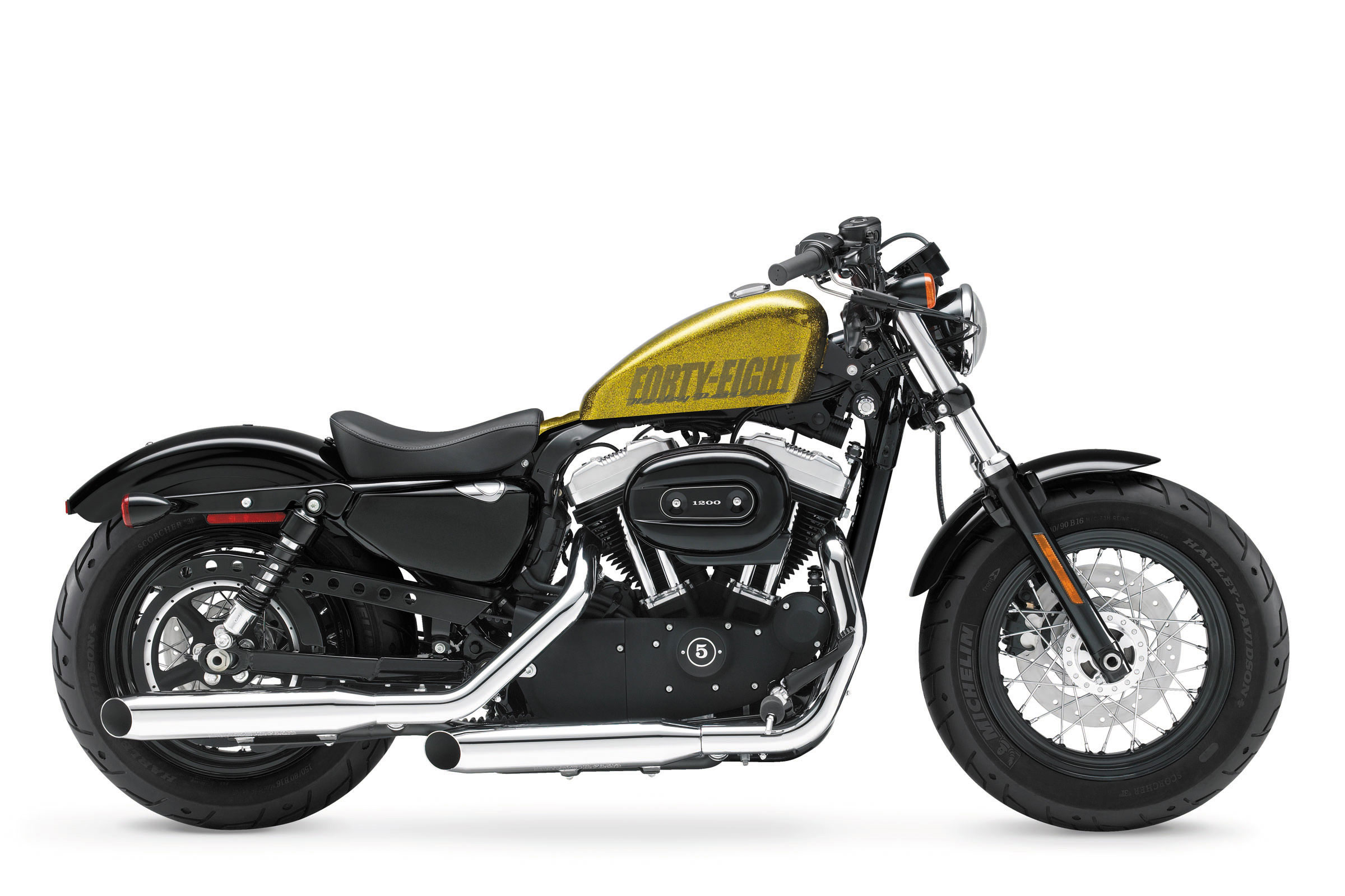 Harley-Davidson XL 1200X Sportster Forty-Eight #1