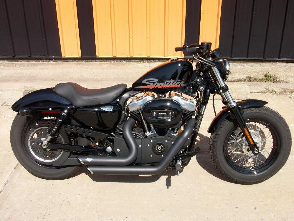 Harley Davidson Xl 1200x Sportster Forty Eight Image 4