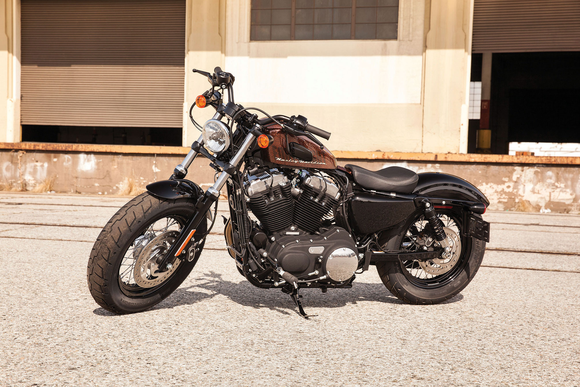 Harley-Davidson XL1200X Forty-Eight #11