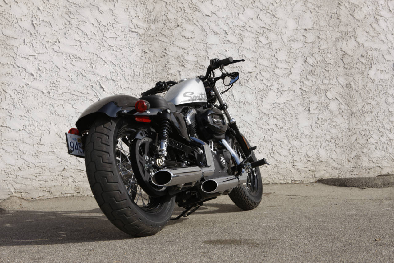Harley-Davidson XL1200X Forty-Eight #14