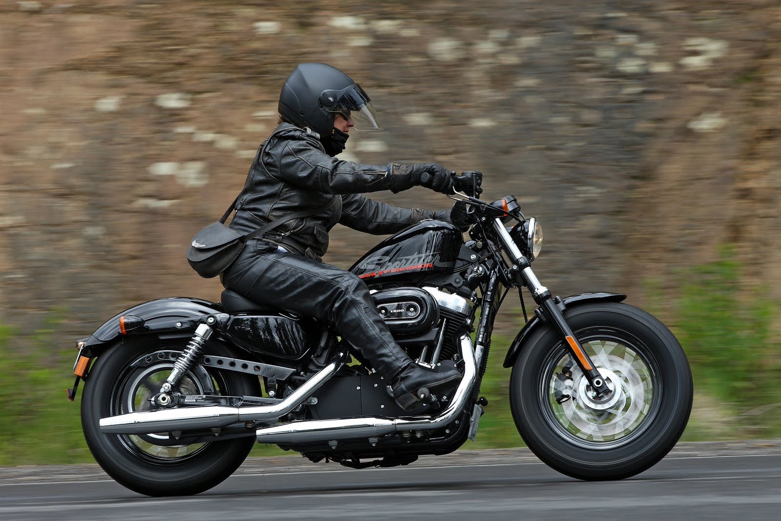 Harley Davidson Iron  Us Look