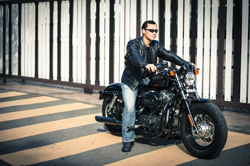 Harley-Davidson XL1200X Forty-Eight #6