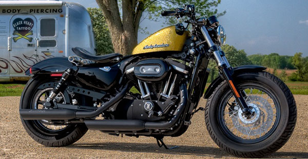 Harley-Davidson XL1200X Springer Forty-Eight #11