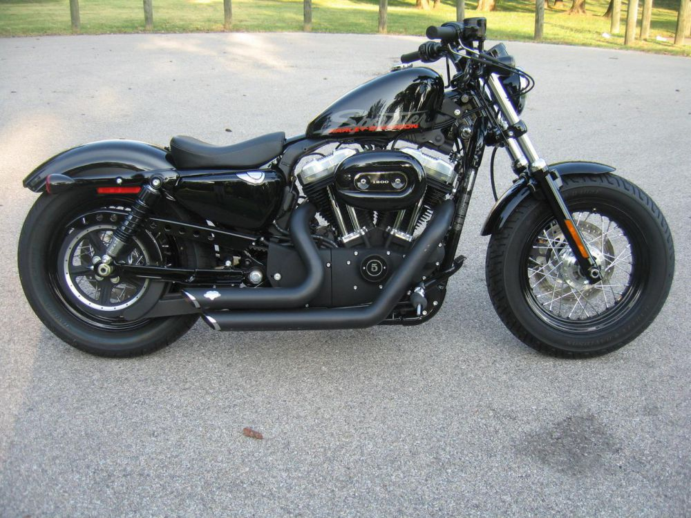 Harley-Davidson XL1200X Springer Forty-Eight #14