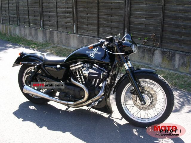 Harley-Davidson XLH Sportster 1200 (reduced effect) #6