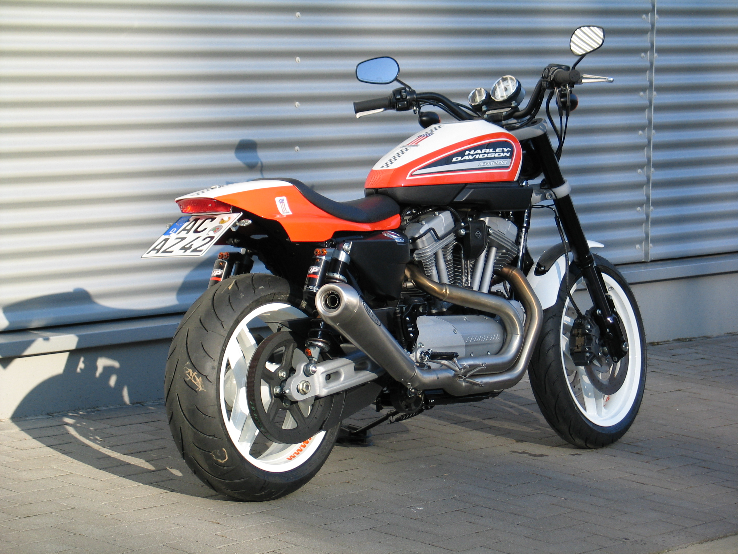 Pictures of Xr1200 Custom Parts. APPLICATIONS & PRICE LIST FOR HARLEY- DAVIDSON