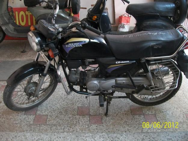 Hero Honda CD Dawn 100 #2