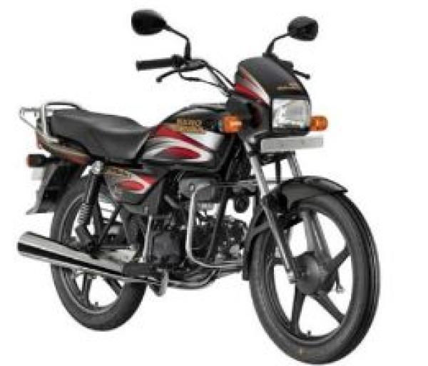 Hero Honda CD Dawn 100 2010 #5