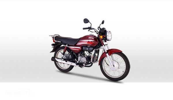 Hero Honda CD Dawn 100 #6