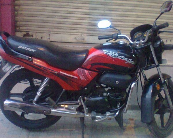 Hero Honda Passion Plus 2008 #11