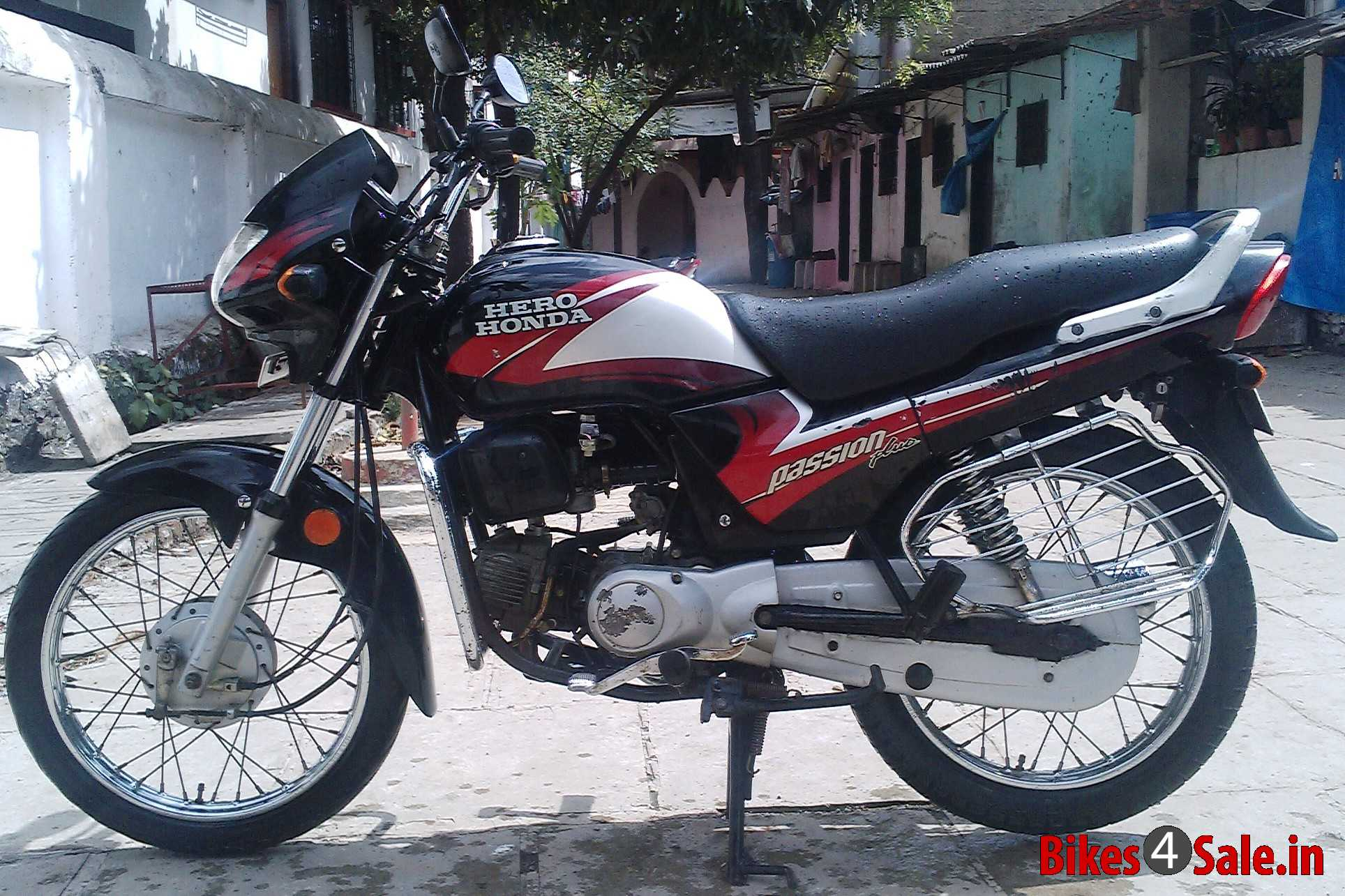 Hero Honda Passion Plus 2008 #12