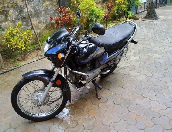 Hero Honda Passion Plus 2008 #3
