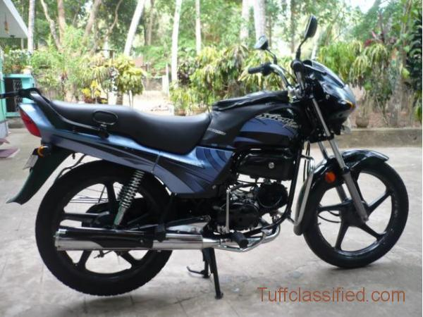 Hero Honda Passion Plus 2008 #4