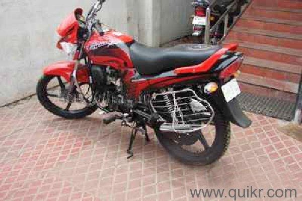 Hero Honda Passion Plus 2008 #8